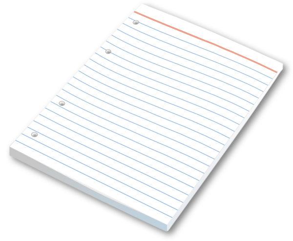 Náhradná náplň NN A5/1• 100 listov • linkovaná