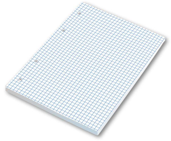 Náhradná náplň NN A5/1 • 100 listov • štvorčekovaná